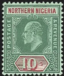 COLONIE INGLESI NORTHERN NIGERIA